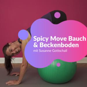 Spicy Move Bauch & Beckenboden